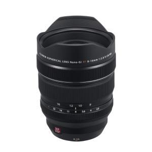 「XF8-16mmF2.8 R LM WR」は、開放F値2.8一定のズームレンズで最広角となる12-...