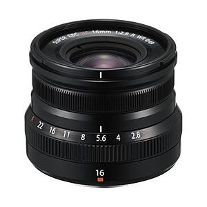 フジフイルム カメラレンズ XF16mm F2.8R WR B 【FUJIFILM Xマウント】 [...