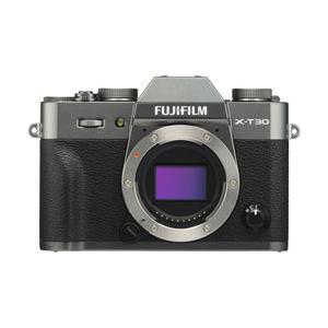 フジフイルム FUJIFILM X-T30【ボディ(レンズ別売)】(チャコールシルバー/ミラーレス一...