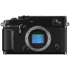 フジフイルム X-Pro3 ミラーレス一眼カメラ ブラック [ボディ単体]