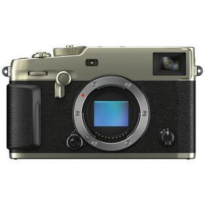 フジフイルム X-Pro3-DS ミラーレス一眼カメラ DRシルバー [ボディ単体]
