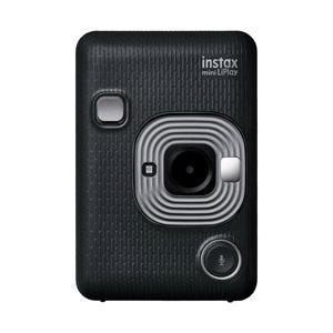 FUJIFILM(フジフイルム) 【数量限定】ハイブリッドインスタントカメラ 『チェキ』 instax mini LiPlay ダークグレイ