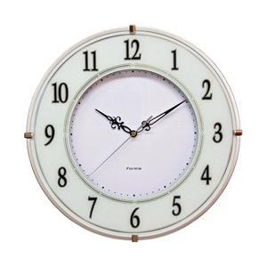 保土ヶ谷電子販売 Hodogaya denshi HWC002 壁掛け時計 Formia y-sofmap
