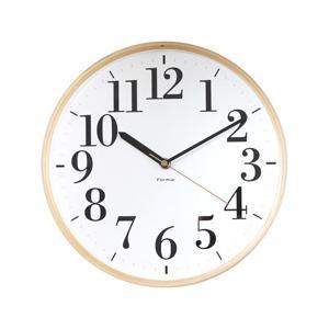 保土ヶ谷電子販売 Hodogaya denshi HIC003 壁掛け時計 Formia(フォルミア) y-sofmap
