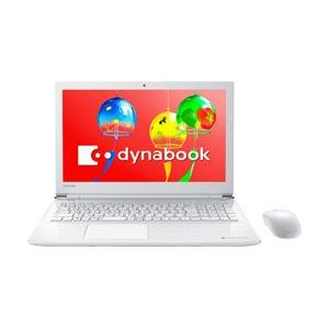 ダイナブック dynabook T45/GW 15.6型ノートパソコン Celeron メモリ4GB HDD1TB Office付き Windows10 リュクスホワイト PT45GWP-SEA (PT45GWPSEA) [振込不可]|y-sofmap