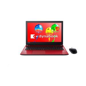 ダイナブック dynabook T45/GR 15.6型ノートパソコン Celeron メモリ4GB HDD1TB Office付き Windows10 モデナレッド PT45GRP-SEA (PT45GRPSEA) [振込不可] y-sofmap
