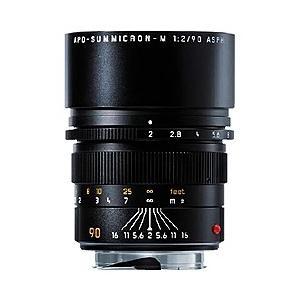 ライカ カメラレンズ アポ ズミクロン M f2/90mm ASPH. (6bit) 11884C【ライカMマウント】 [代引不可]|y-sofmap