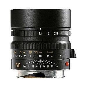 ライカ カメラレンズ ズミルックス M f1.4/50mm ASPH. (6bit) 11891C【ライカMマウント】 [代引不可]|y-sofmap