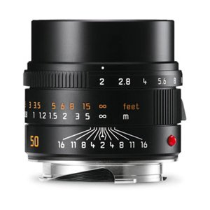 ライカ カメラレンズ アポ・ズミクロンM f2/50mm ASPH.【ライカMマウント】(ブラック) [代引不可]|y-sofmap