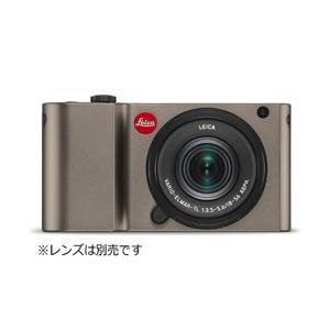 ライカ(Leica) ライカTL ボディ(レンズ別売)(チタン) 18112 ミラーレス一眼カメラ