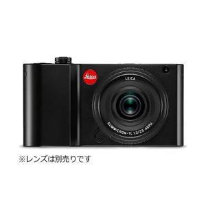 ライカ(Leica) TL2 ボディ(レンズ別売)(ブラック) ミラーレス一眼カメラ