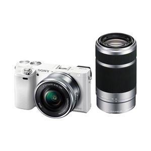 望遠ズームレンズ「E55-210mm F4.5-6.3 OSS」、電動ズームレンズ「E PZ 16-...