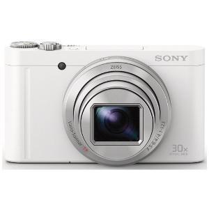ソニー デジタルカメラ Cyber-shot サイバーショット DSC-WX500 WC ホワイト y-sofmap 02
