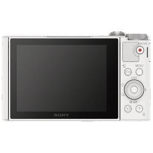 ソニー デジタルカメラ Cyber-shot サイバーショット DSC-WX500 WC ホワイト y-sofmap 04
