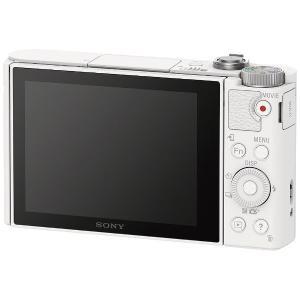 ソニー デジタルカメラ Cyber-shot サイバーショット DSC-WX500 WC ホワイト y-sofmap 05