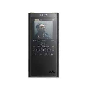 ソニー 【ハイレゾ音源対応】ウォークマンZXシリーズ[2017年モデル] NW-ZX300 BM ブラック [64GB][イヤホンなし] デジタルオーディオプレーヤー