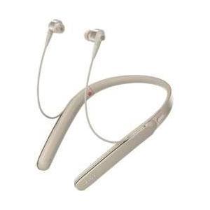 ソニー 【ハイレゾ音源対応】Bluetooth対応 [ノイズキャンセリング機能搭載] カナル型イヤホ...