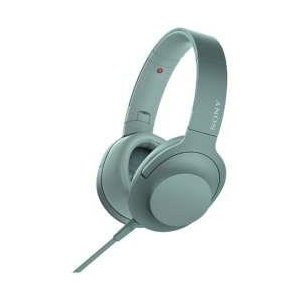 SONY(ソニー) h.ear on 2 ホライズングリーン MDR-H600A【ハイレゾ対応】【リ...