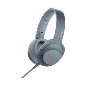 SONY(ソニー) h.ear on 2 ムーンリットブルー MDR-H600A【ハイレゾ対応】【リ...