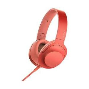 SONY(ソニー) h.ear on 2 トワイライトレッド MDR-H600A【ハイレゾ対応】【リ...