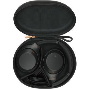 ソニー(SONY) ワイヤレスノイズキャンセリングステレオヘッドセット WH-1000XM3BM [ハイレゾ対応/約1.2m、金メッキステレオミニプラグ] ブラック|y-sofmap|06
