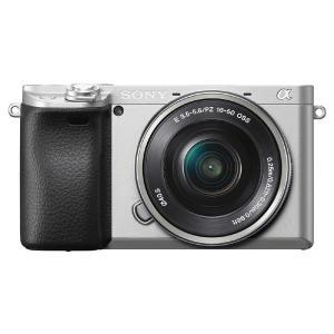 SONY(ソニー) ILCE-6400L-S ミラーレス一眼カメラ パワーズームレンズキット α64...
