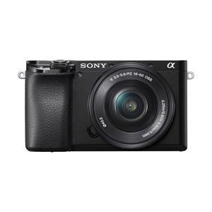ソニー(SONY) ミラーレス一眼カメラ α6100 パワーズームレンズキット ILCE-6100L...
