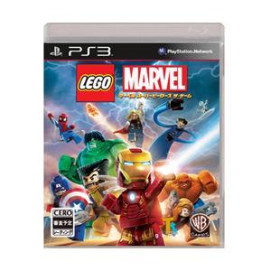 ワーナーエンターテイメント LEGO マーベル スーパー・ヒーローズ ザゲーム 【PS3ゲームソフト】 [振込不可]|y-sofmap