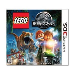 ワーナーエンターテイメント LEGO ジュラシック・ワールド 【3DSゲームソフト】