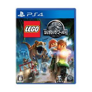 ワーナー エンターテイメント ジャパン LEGO(R) ジュラシック・ワールド【PS4ゲームソフト】