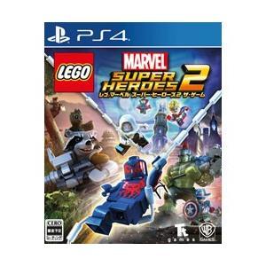 ワーナーブラザースジャパン レゴ マーベル スーパーヒーローズ2 ザ・ゲーム 【PS4ゲームソフト】|y-sofmap
