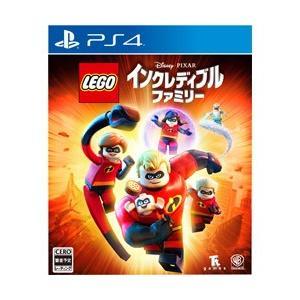 ワーナー ブラザース ジャパン レゴ インクレディブル・ファミリー 【PS4ゲームソフト】