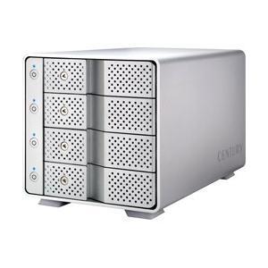 高速USB3.1 Gen.2対応!アルミボディ採用の新デザイン3.5 SATA×4Bay多段ケース