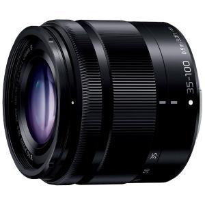 パナソニック(Panasonic) カメラレンズ LUMIX G VARIO 35-100mm/F4.0-5.6 ASPH./MEGA O.I.S.【マイクロフォーサーズマウント】(ブラック) y-sofmap