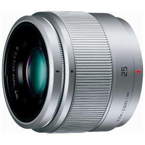 パナソニック(Panasonic) カメラレンズ LUMIX G 25mm/F1.7 ASPH.【マ...