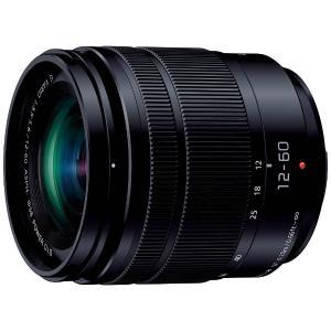 パナソニック(Panasonic) カメラレンズ LUMIX G VARIO 12-60mm/F3.5-5.6 ASPH./POWER O.I.S.【マイクロフォーサーズマウント】 y-sofmap