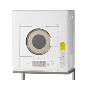 パナソニック(Panasonic) 衣類乾燥機 (乾燥6.0kg) NH-D603-W ホワイト ※...
