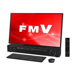富士通 ESPRIMO FH90/C3 27型デスクトップパソコン Core i7 メモリ8GB HDD3TB Office付き Windows10 ブラック FMVF90C3B y-sofmap