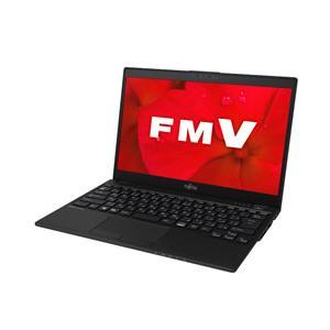 富士通(FUJITSU) LIFEBOOK UH90/D2 FMVU90D2B ピクトブラック 13.3型ノートパソコン Core i7 メモリ8GB SSD512GB Office付き Windows10|y-sofmap
