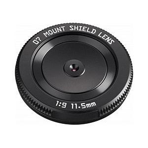 ペンタックス PENTAX カメラレンズ 11.5mm F9 「07 MOUNT SHIELD LENS(マウント シールド レンズ)」【ペンタックスQマウント】|y-sofmap