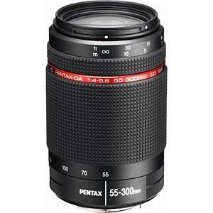 ペンタックス(PENTAX) HD PENTAX-DA55-300mmF4-5.8ED WR (ペンタックスKマウント/APS-C)