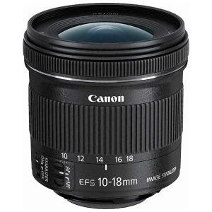 キヤノン(Canon) カメラレンズ EF-S10-18mm F4.5-5.6 IS STM【キヤノ...