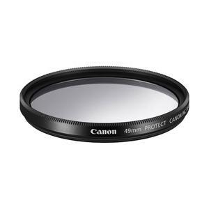 レンズのカラーバランスを損なわない保護フィルター。49mmのレンズ用です。