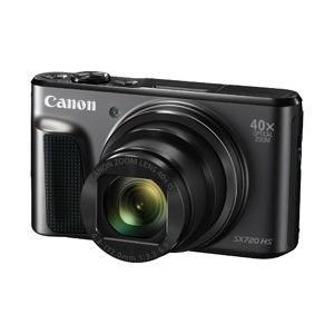 キヤノン(Canon) コンパクトデジタルカメラ PowerShot(パワーショット) SX720 HS(ブラック)|y-sofmap