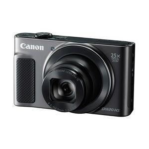 キヤノン(Canon) コンパクトデジタルカメラ PowerShot(パワーショット) SX620 HS(ブラック)|y-sofmap