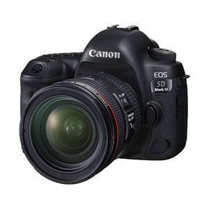 キヤノン(Canon) EOS 5D Mark IV EF24-70 F4L IS USM レンズキ...