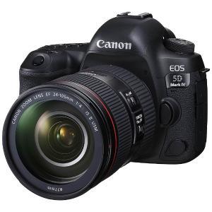 キヤノン(Canon) EOS 5D Mark IV EF24-105L IS II USM レンズ...