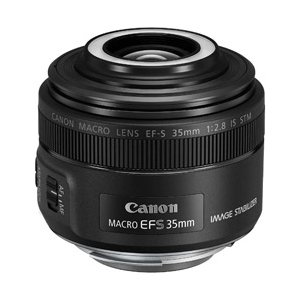 キヤノン(Canon) カメラレンズ EF-S35mm F2.8 マクロ IS STM【キヤノンEF...