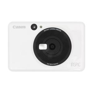 キヤノン(Canon) インスタントカメラプリンター iNSPiC CV-123(ホワイト)