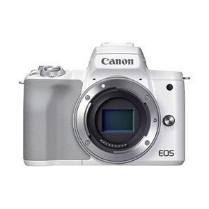 【11/下旬発売予定】 Canon(キヤノン) EOS Kiss M2 ミラーレス一眼カメラ  ホワ...